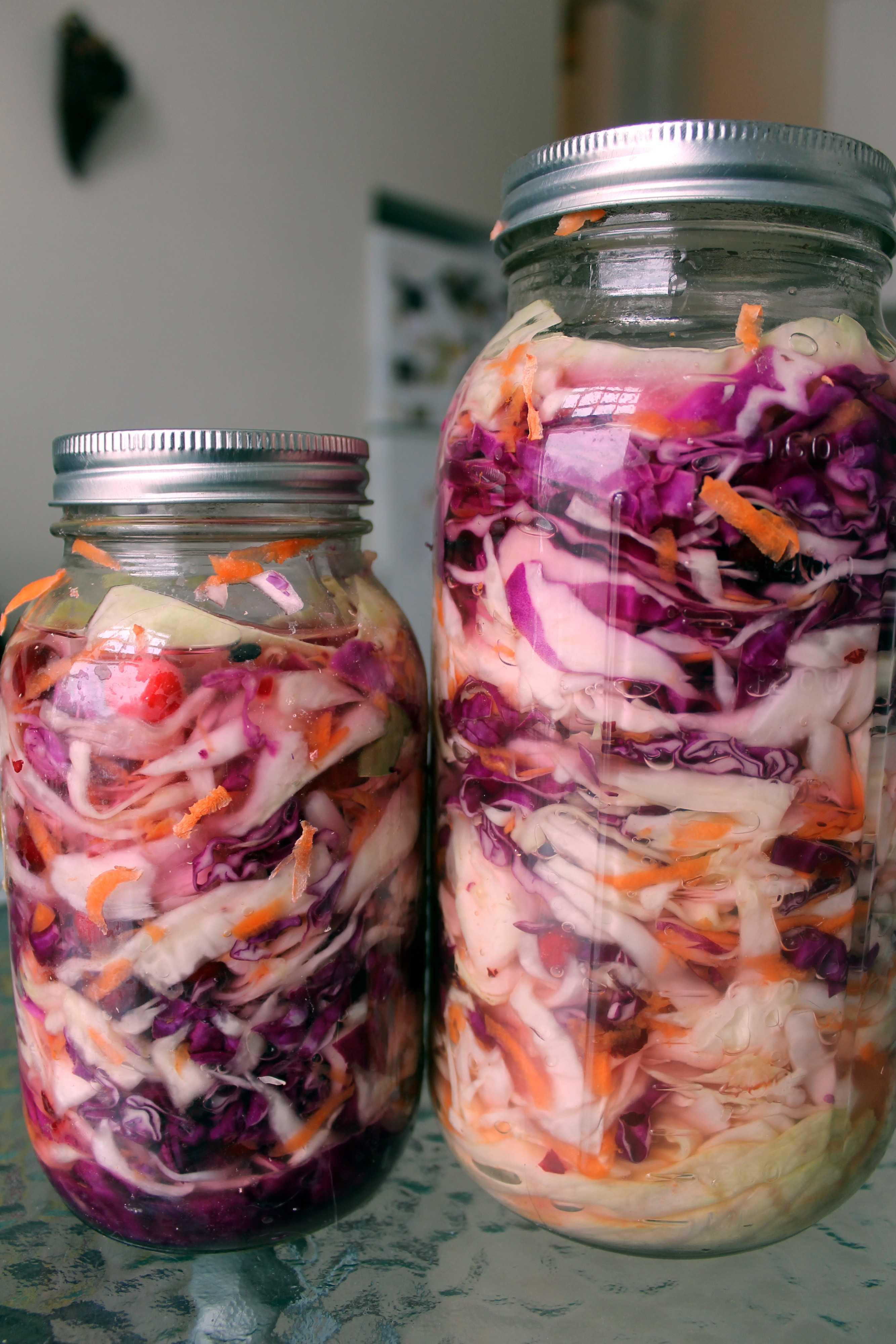 рецепты заготовок капусты на зиму с фото странице можно